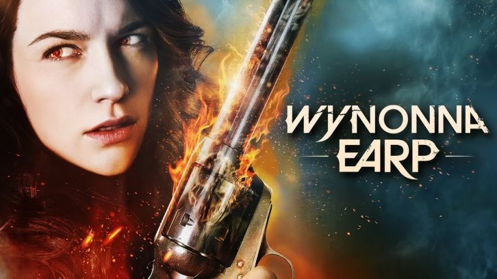 Wynonna Earp Episode 2 11 Gone As A Girl Can Get Promo