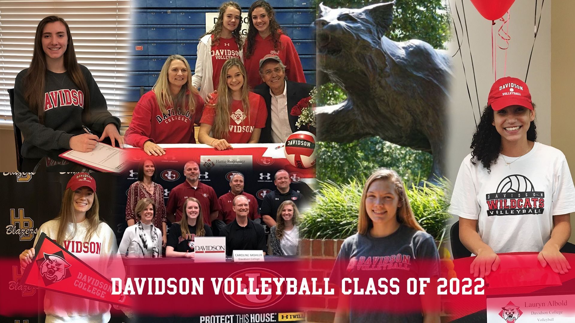 Volleyball Signees 2022 College Athletics Volleyball Volleyball News