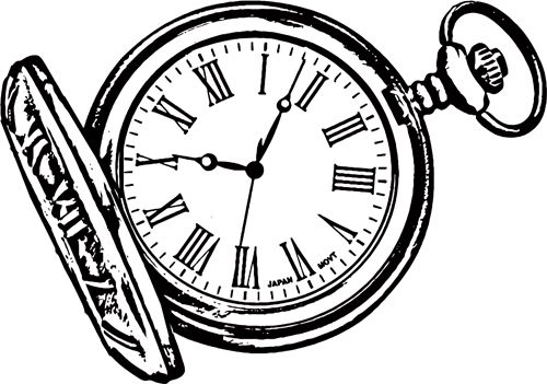 Pocket Watch Time Piece Jpg And A Png Digital Clip Art Graphics Image Download Image Size Is 7 837 X 11 Pocket Watch Drawing Pocket Watch Tattoos Watch Drawing