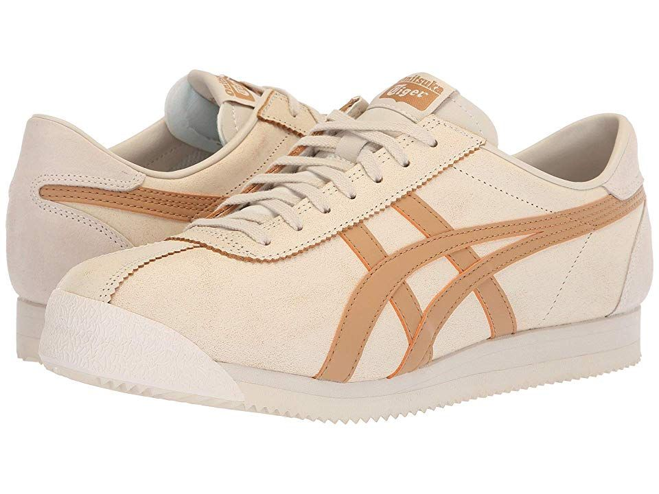Onitsuka Tiger by Asics Tiger Corsairr OatmealCaravan Classic Shoes Inspired by the original 1974 Corsair which started the 1970s jogging boom Full length midsole for add...