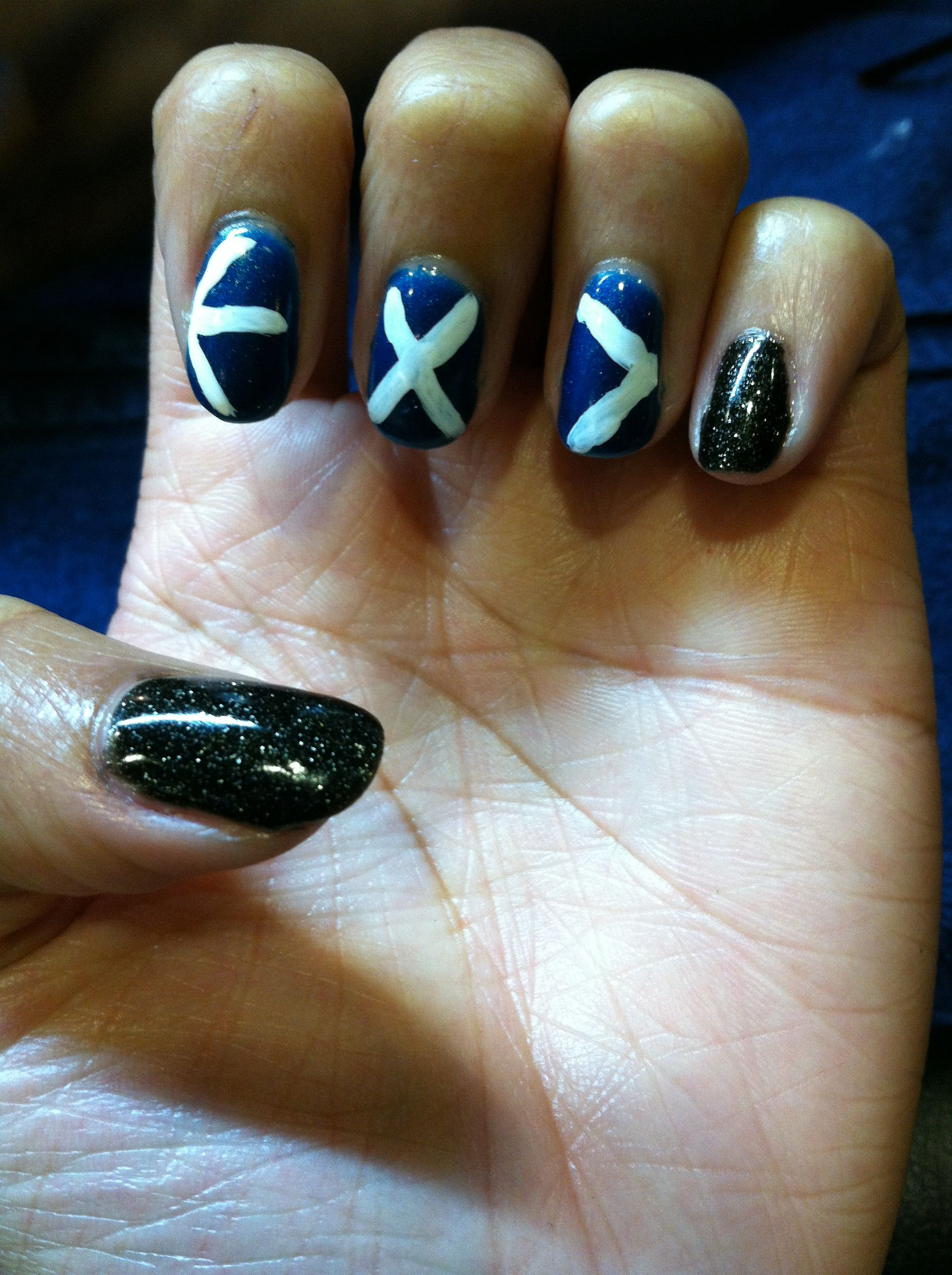 My second kpop nail design exo | Nail art | Pinterest | Nail nail