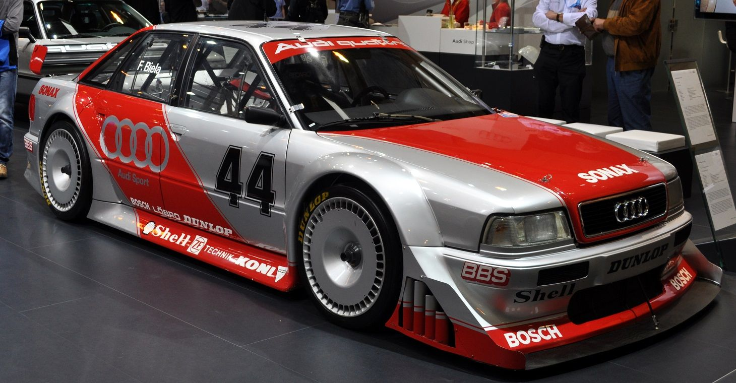 Audi #80 #B4 #Racing-car | Cars information , reviews and comments ...