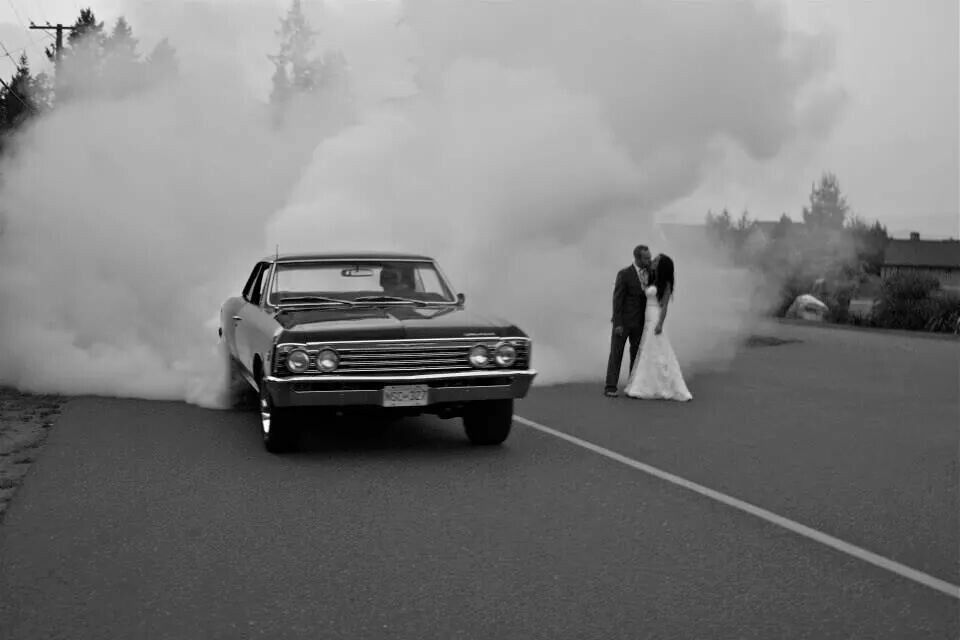 My wedding pic for sure