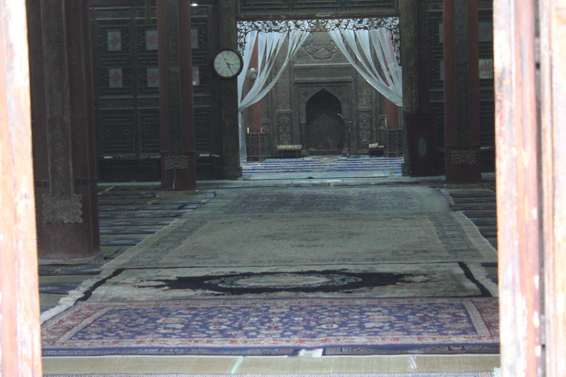 la Grande Mosquée à Xi'An