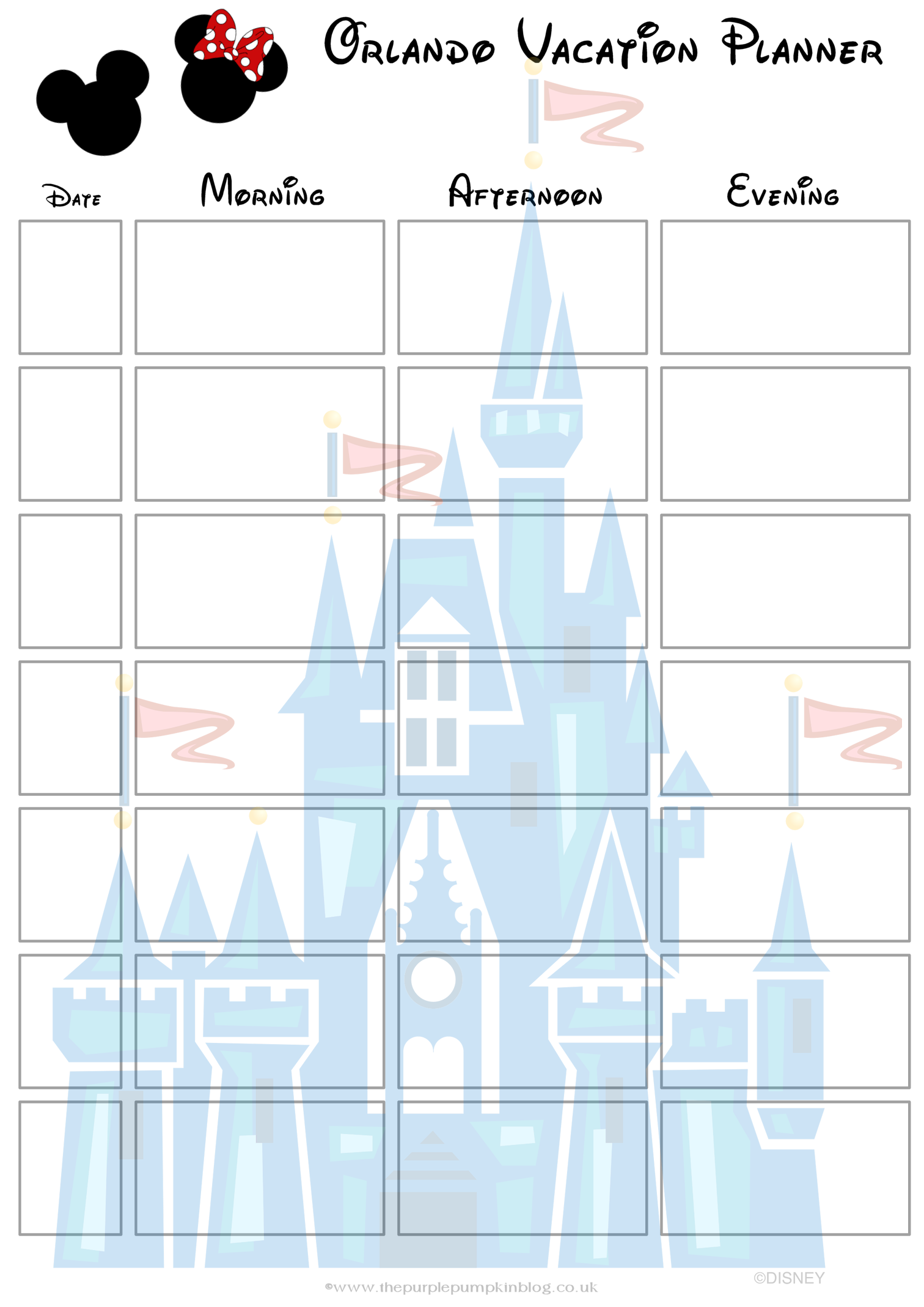 Employee Vacation Planner Template Excel   task list templates
