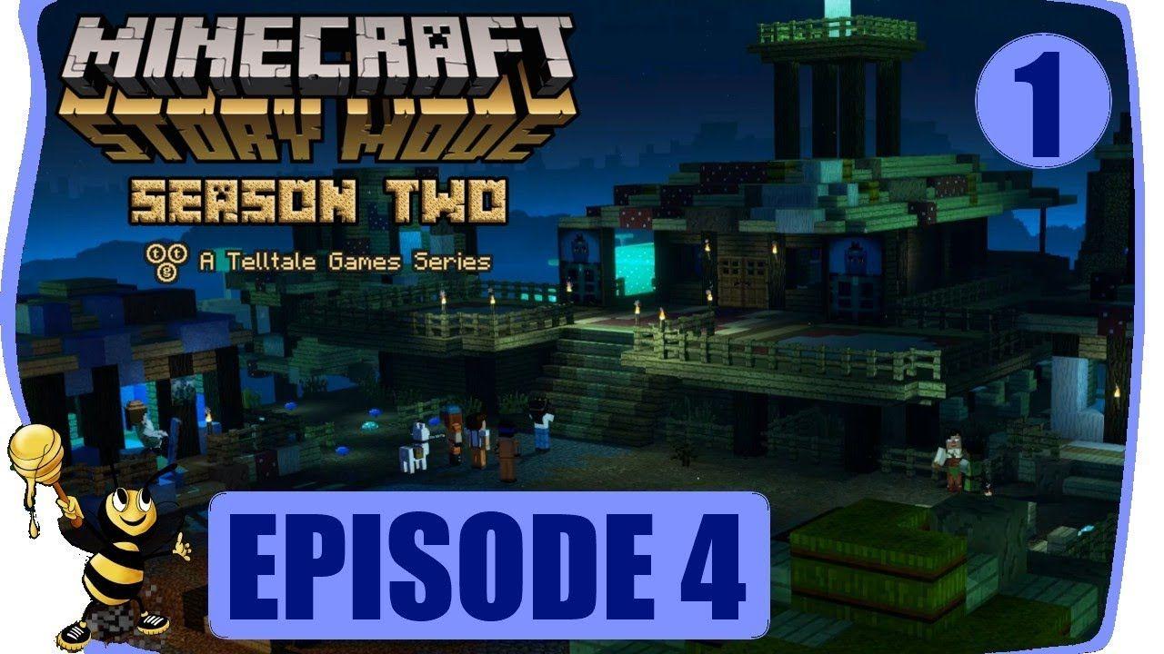 MINECRAFT STORY MODE SEASON 2 Gameplay Walkthrough EPISODE 4 #minecraft  #games