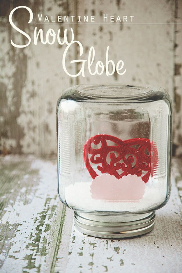 54 Mason Jar Valentine Gifts And Crafts Diy Projects For The Home