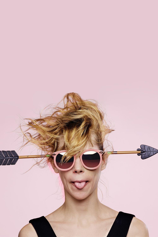 a7a6f32a4926 Arrowed By Karen Walker | Sunnies | Eyewear, Fashion, Karen walker