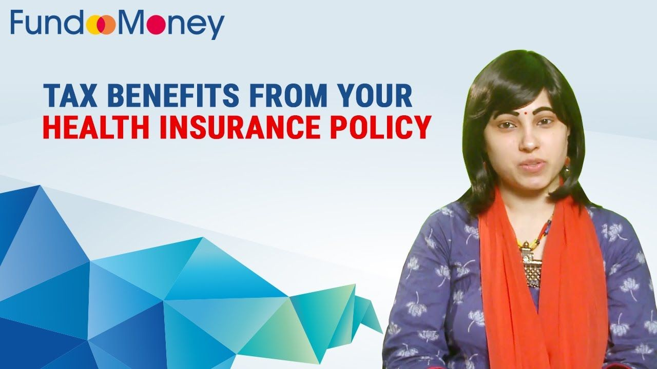 Tax Benefits From Your Health Insurance Policy The premium ...