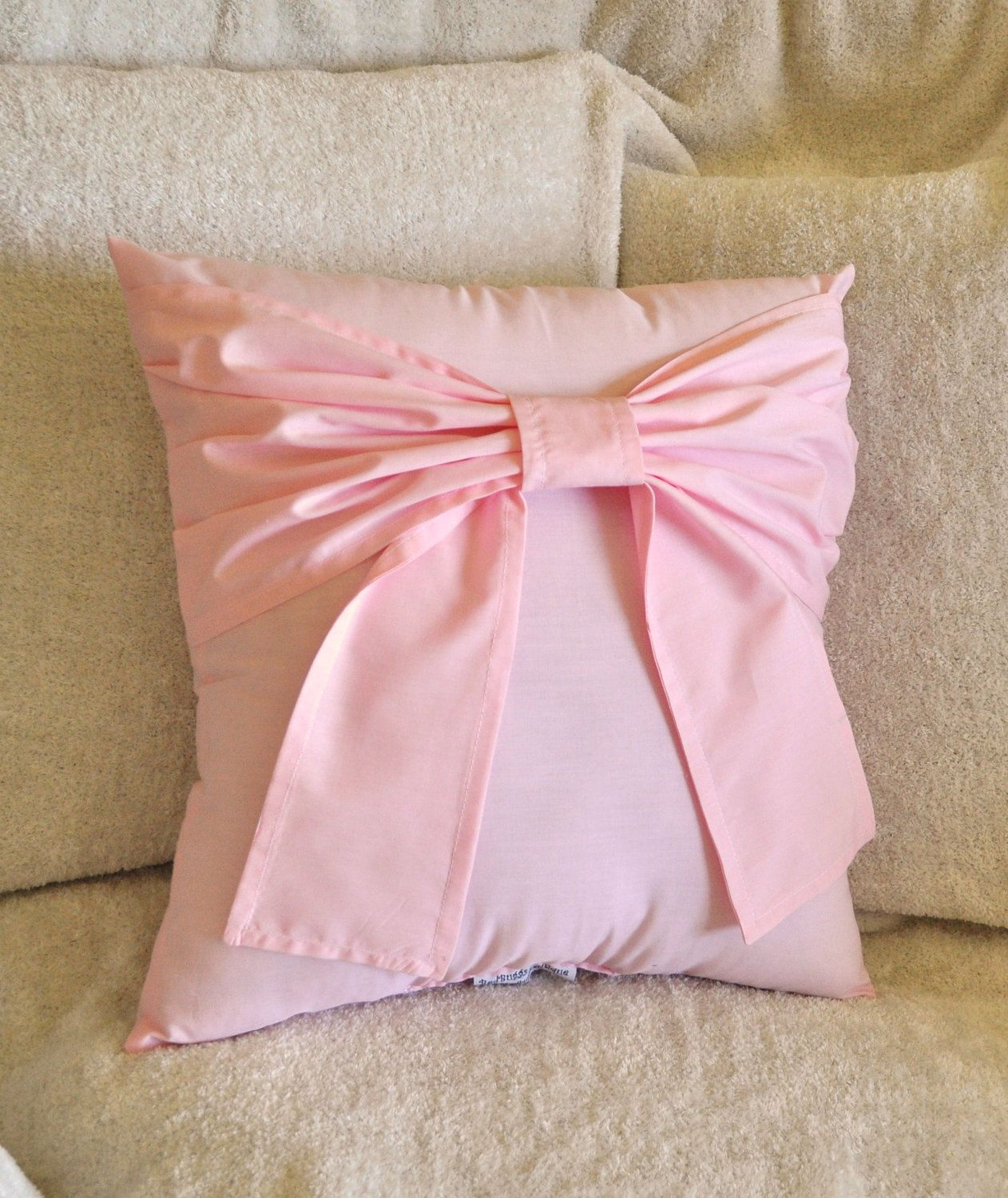 Statuette of Wide Variants of Pink Accent Pillows for Indoor or ...