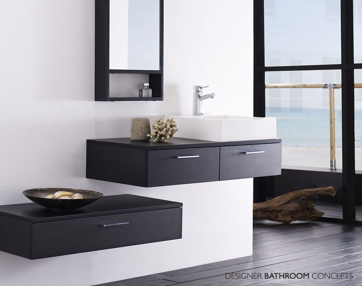 Levity Designer Modular Bathroom Vanity Unit - Main Image | Bathroom ...
