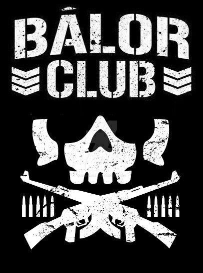 The Balor Club Finn Balor Prince Devitt S Bullet Club Logo Bullet Club Logo Njpw Balor Club