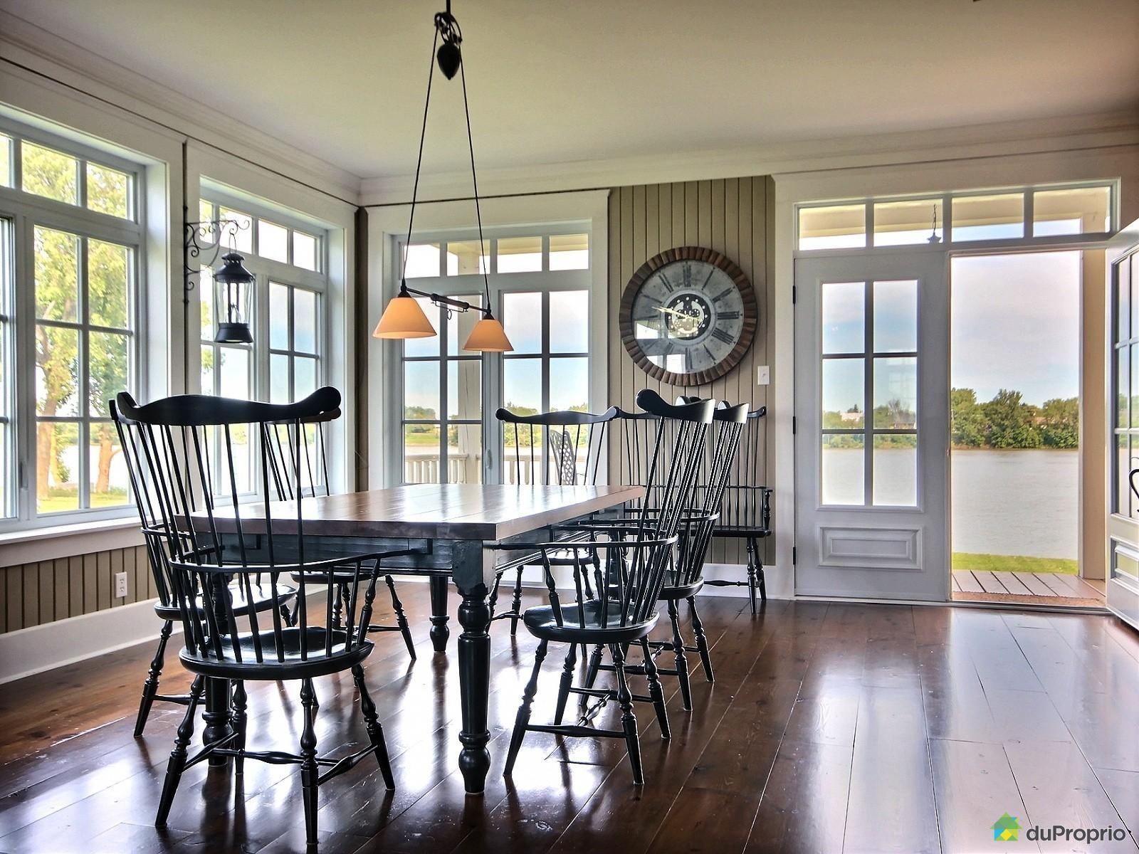 Maison A Vendre St Denis Sur Richelieu 793 Chemin Des Patriotes Immobilier Quebec Duproprio 617954 Home Home Decor Furniture