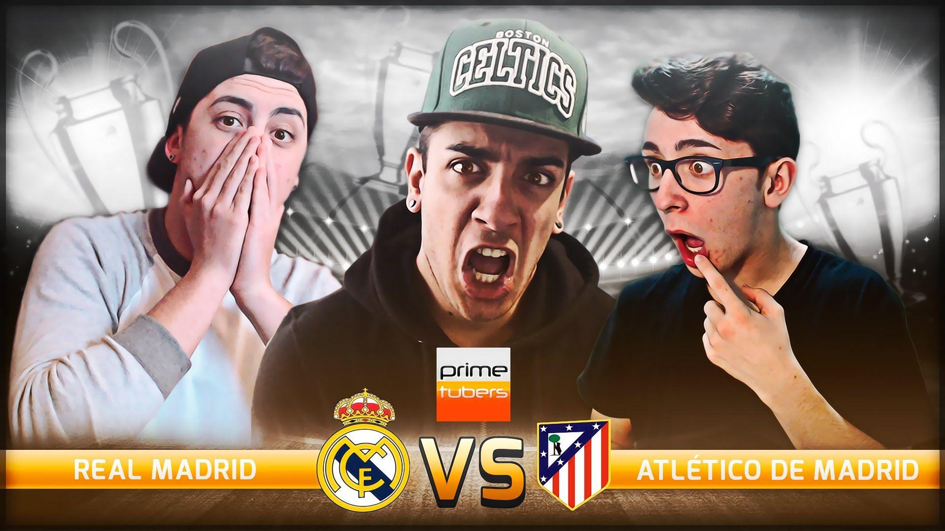FINAL CHAMPIONS LEAGUE | R.Madrid vs Atl.Madrid | #PrimeTubersEnMilan - http://tickets.fifanz2015.com/final-champions-league-r-madrid-vs-atl-madrid-primetubersenmilan/ #UCLFinal
