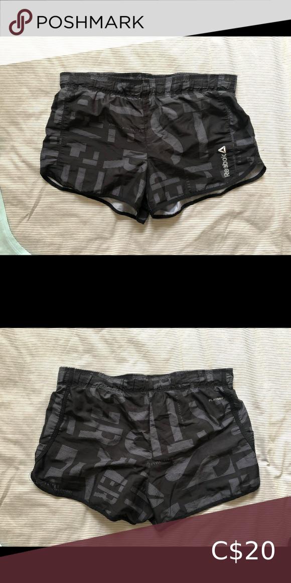 3/$25 Reebok Running Shorts