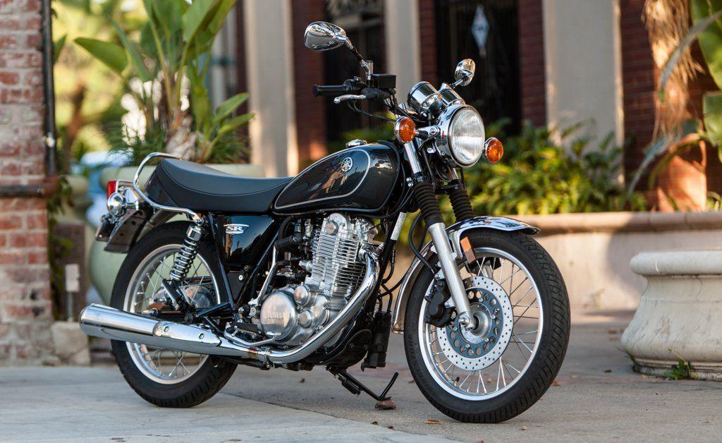 Naked bike for beginner? : motorcycles