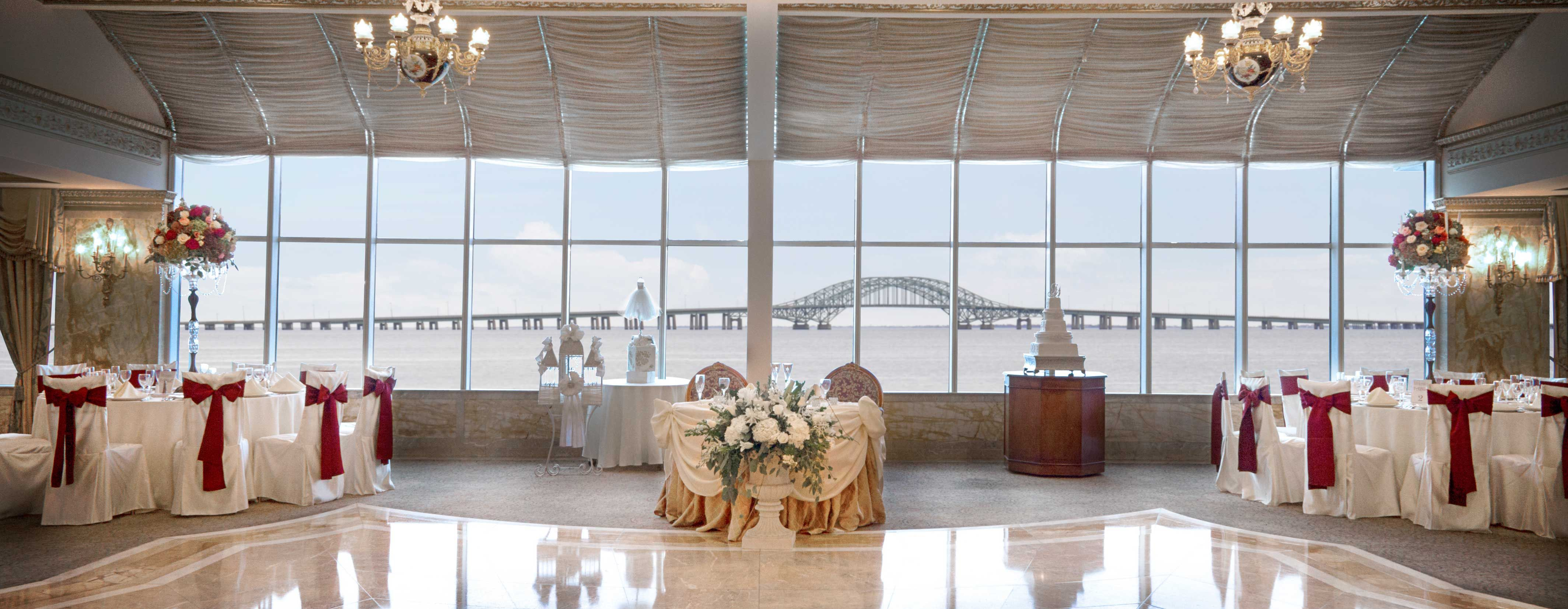 Waterfront Wedding Venue And Catering Hall Venetian Yacht Club