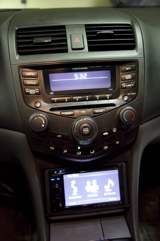Accord Double Lower Google Search Accord Factory Radio - 2005 acura tsx aftermarket radio