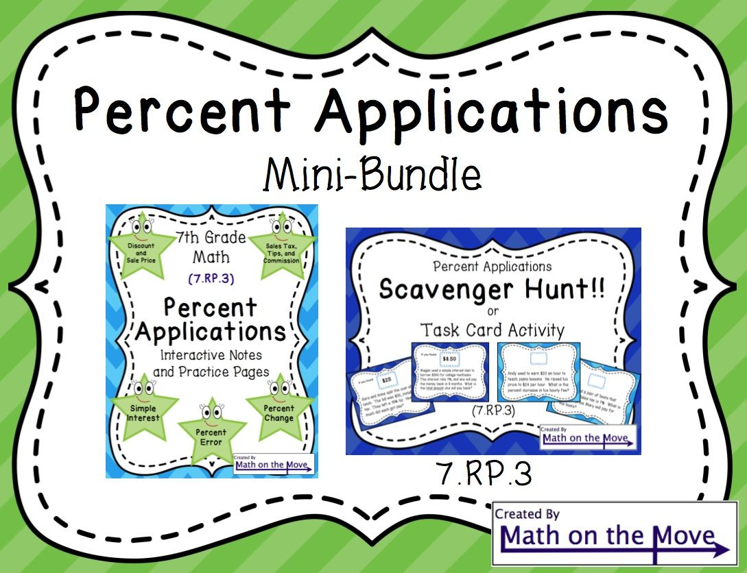 Percent Applications