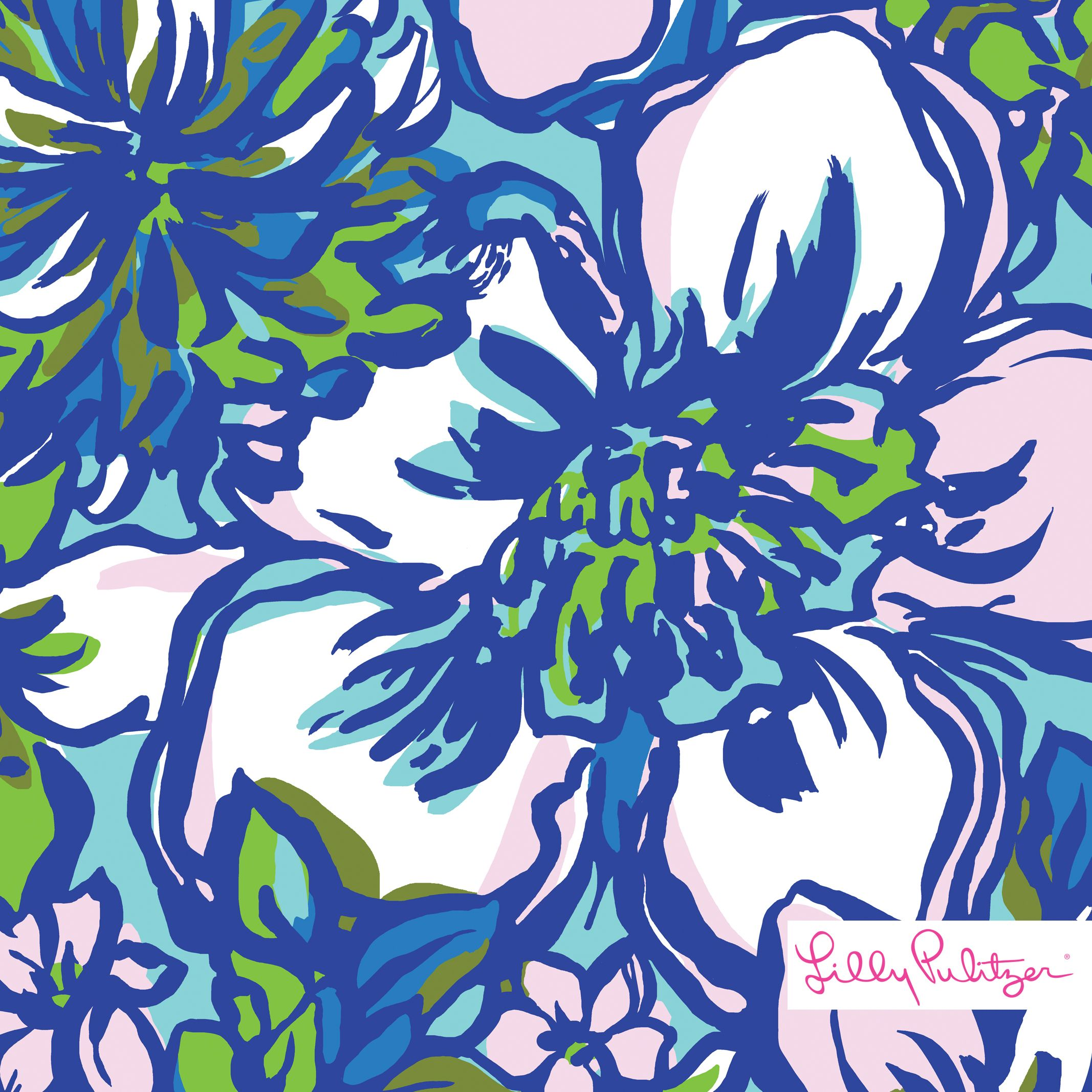 Lilly Pulitzer Catwalk Print   Wallpapers (Disney & Other ...