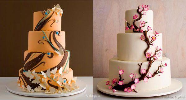 Floral Wedding Cake Decoration Party Wedding Decor Ideas