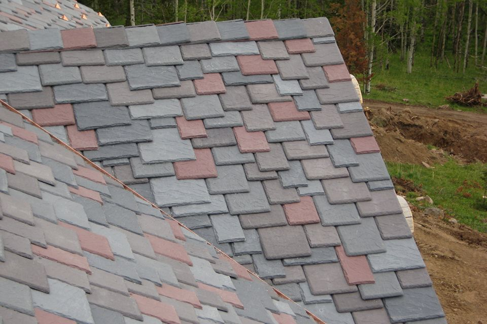 Davinci Slate Roof Theroofagency Com 817 722 5866 Green Roof System Roofing Systems Modern Roofing