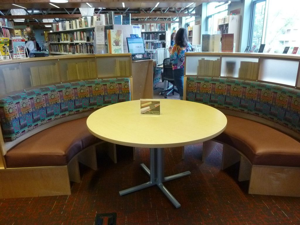 ARSL Tour - Fife Library