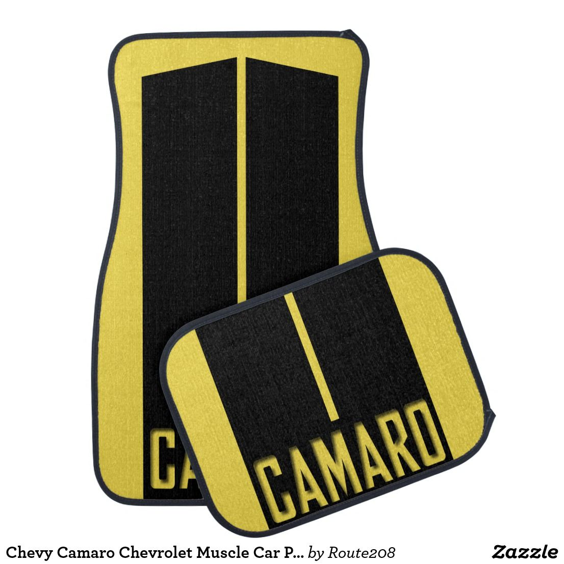Chevy Camaro Chevrolet Muscle Car Pick Your Color Floor Mats Like Bumble Bee Transformers Camaro Camaro Car Chevy Camaro