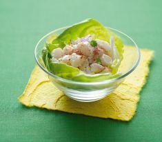 Tocchetti di pesce crudo marinato tutte le ricette dalla for Z cucina menu