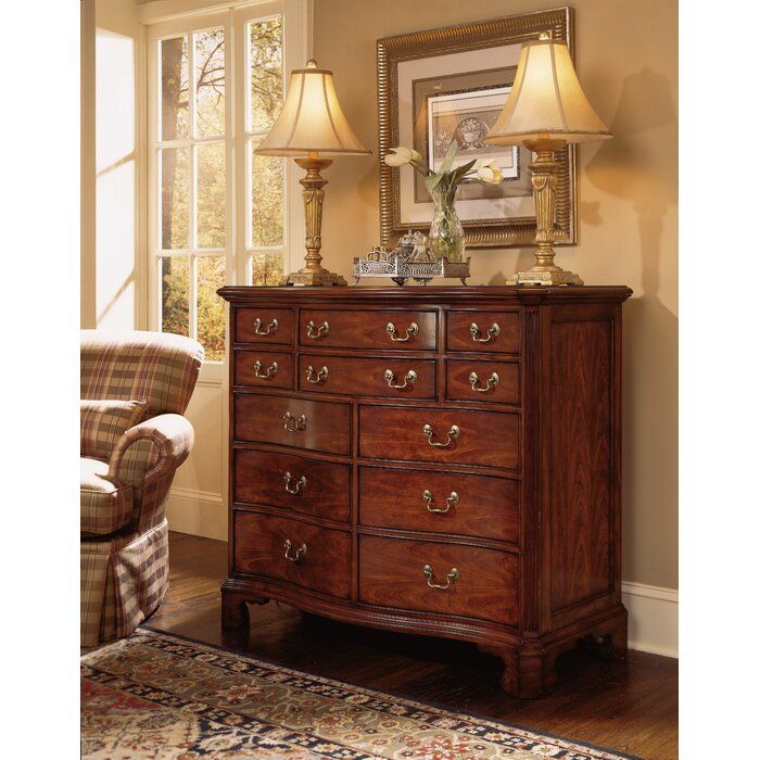 Starkville 12 Drawer Dresser In 2020 Furniture Shabby