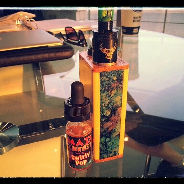 This juice is amazing! Come over the Vapor Craziness and try