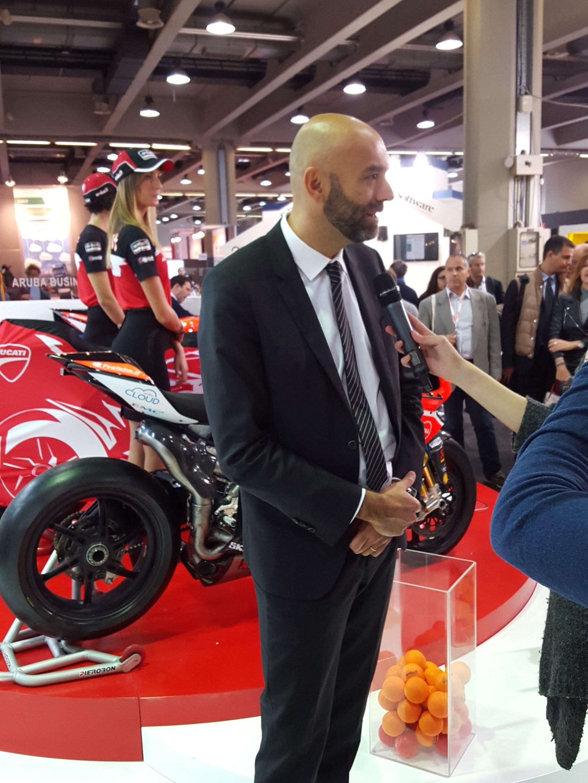 Intervista al Direttore Marketing, Stefano Sordi