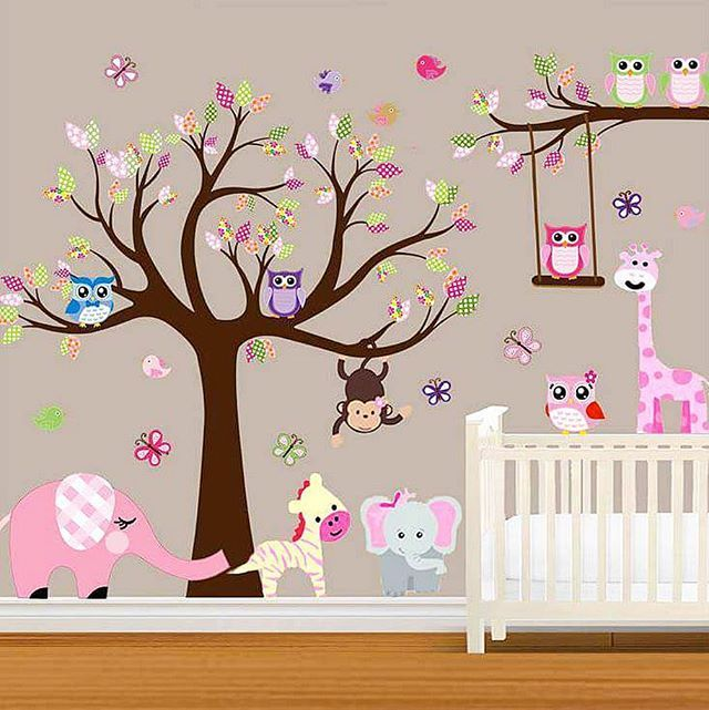 Transform Your Wall Instantly With Cute And Removable Wall Decals
