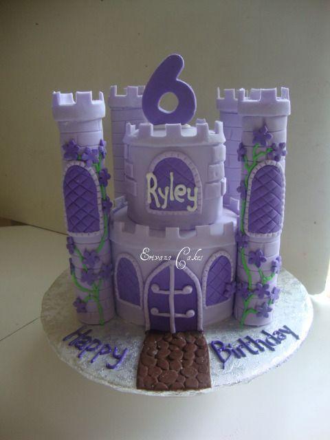 castle cake 5 (b054) | amazing cakes (archive pt.2) | pinterest