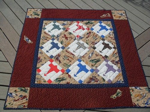 quilts in airplane fabric | Weekly Themed Quilt Contests ... : quilting contests - Adamdwight.com