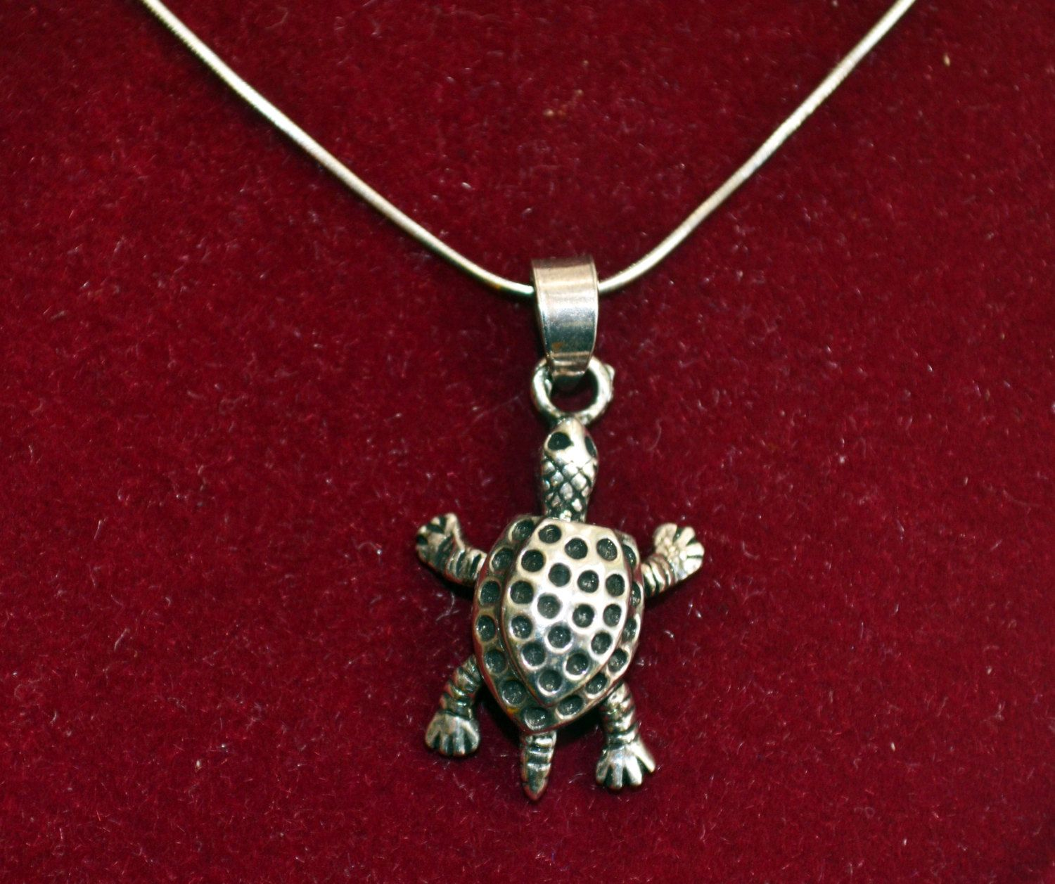 without pendant necklace s chain sterling silver solid itm ebay tortoise funky