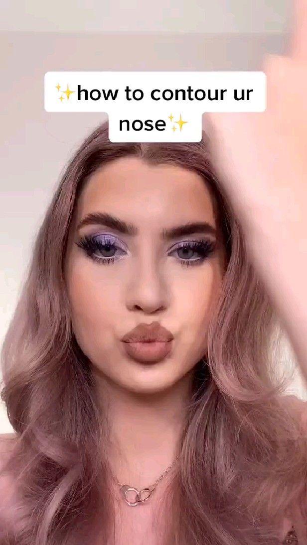 How To Contour Ur Nose