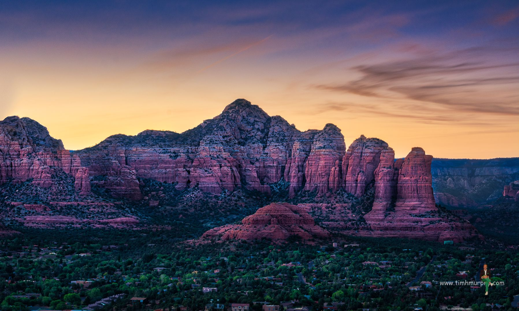 Coffee Pot Rock, Sedona, Arizona sedona arizona travel