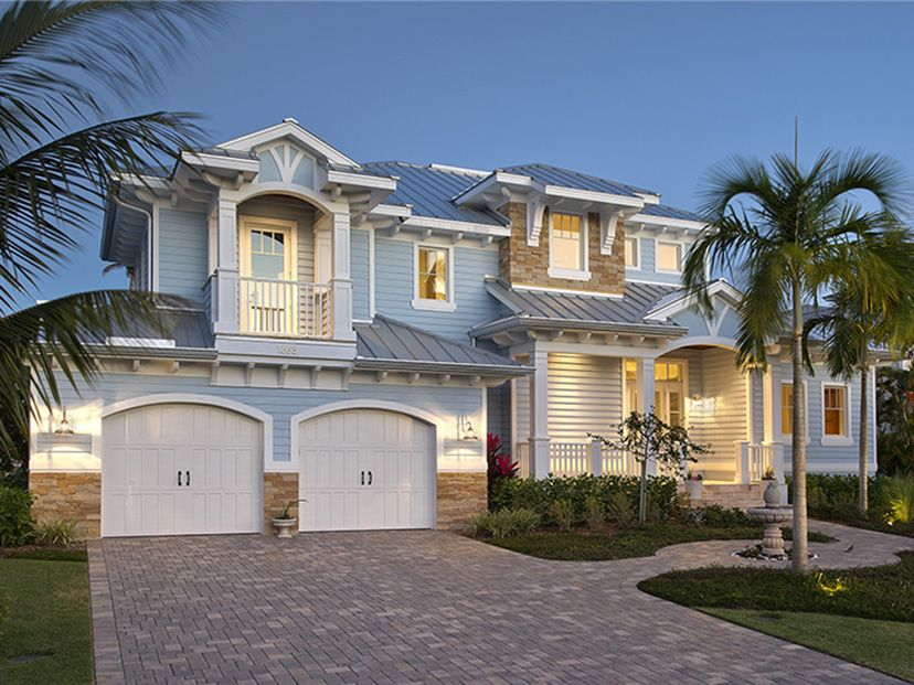 Eplans Home Design Part - 43: Home · Coastal Beach House Designs And Plans ...