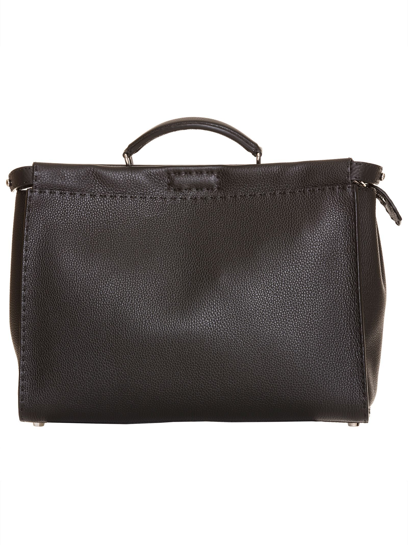 FENDI PEEKABOO TOTE BAG.  fendi  bags  shoulder bags  hand bags  leather   tote 1ac0f8d723eed