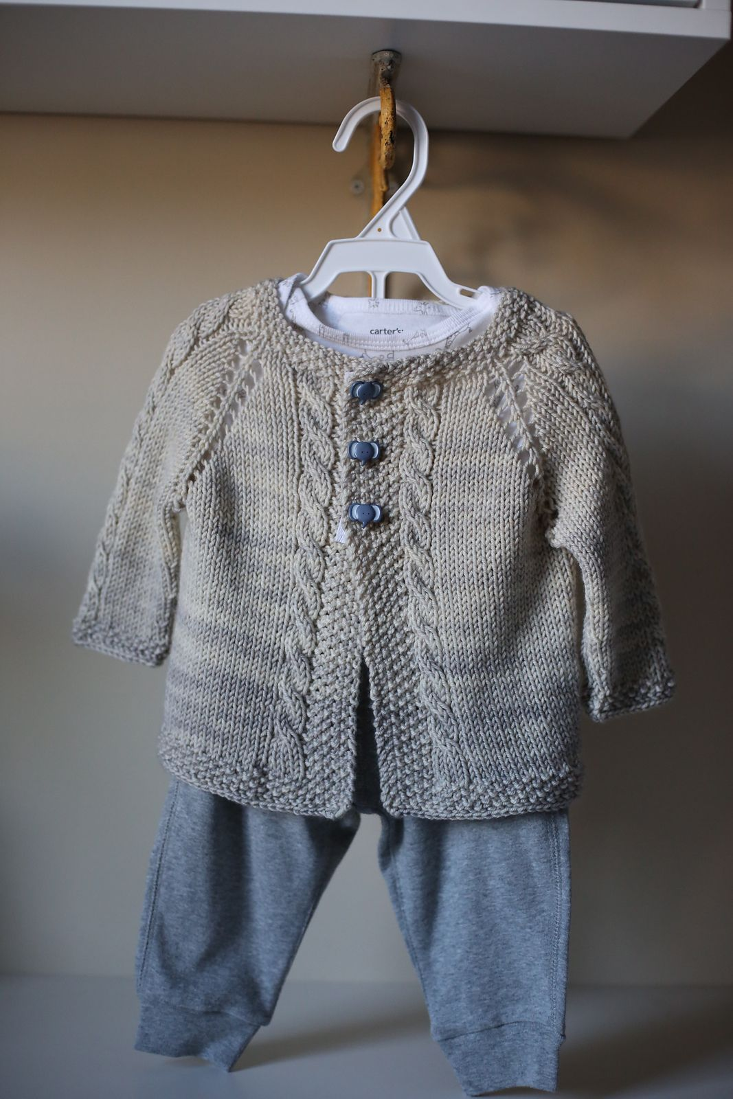 Vintage Cardigan Pattern By Helen Rose Knitting Kids