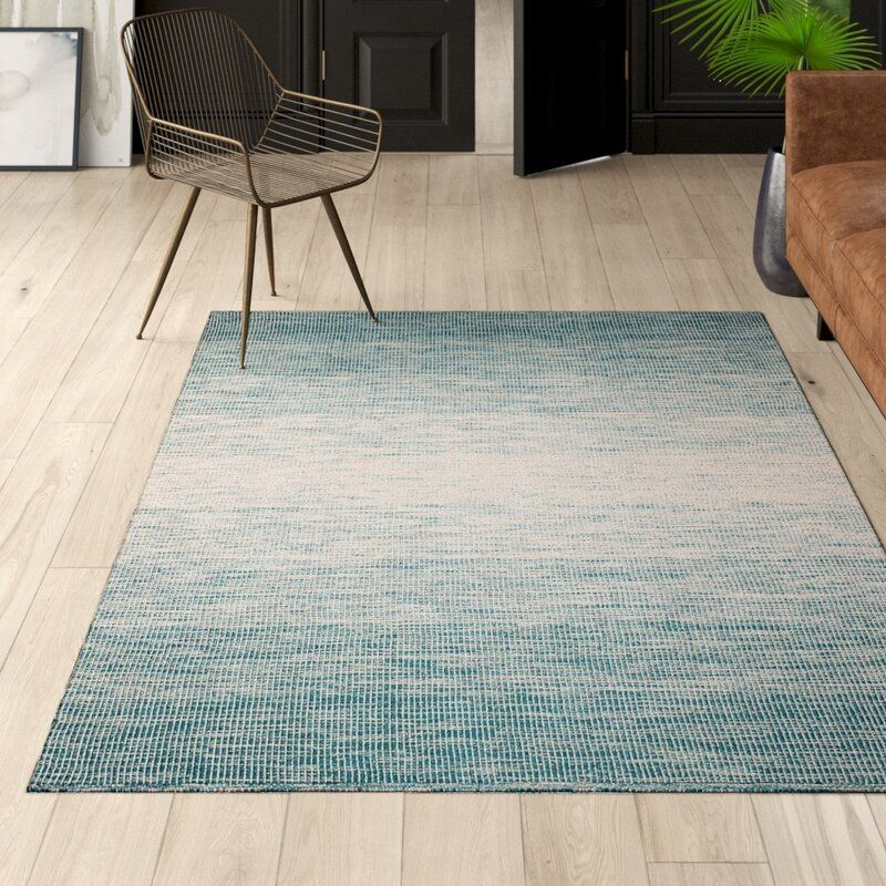 Mercury Row Liam Teal Area Rug Reviews Wayfair Teal Area Rug Area Rugs Teal Rug