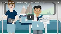 Western Governors University is an accredited online