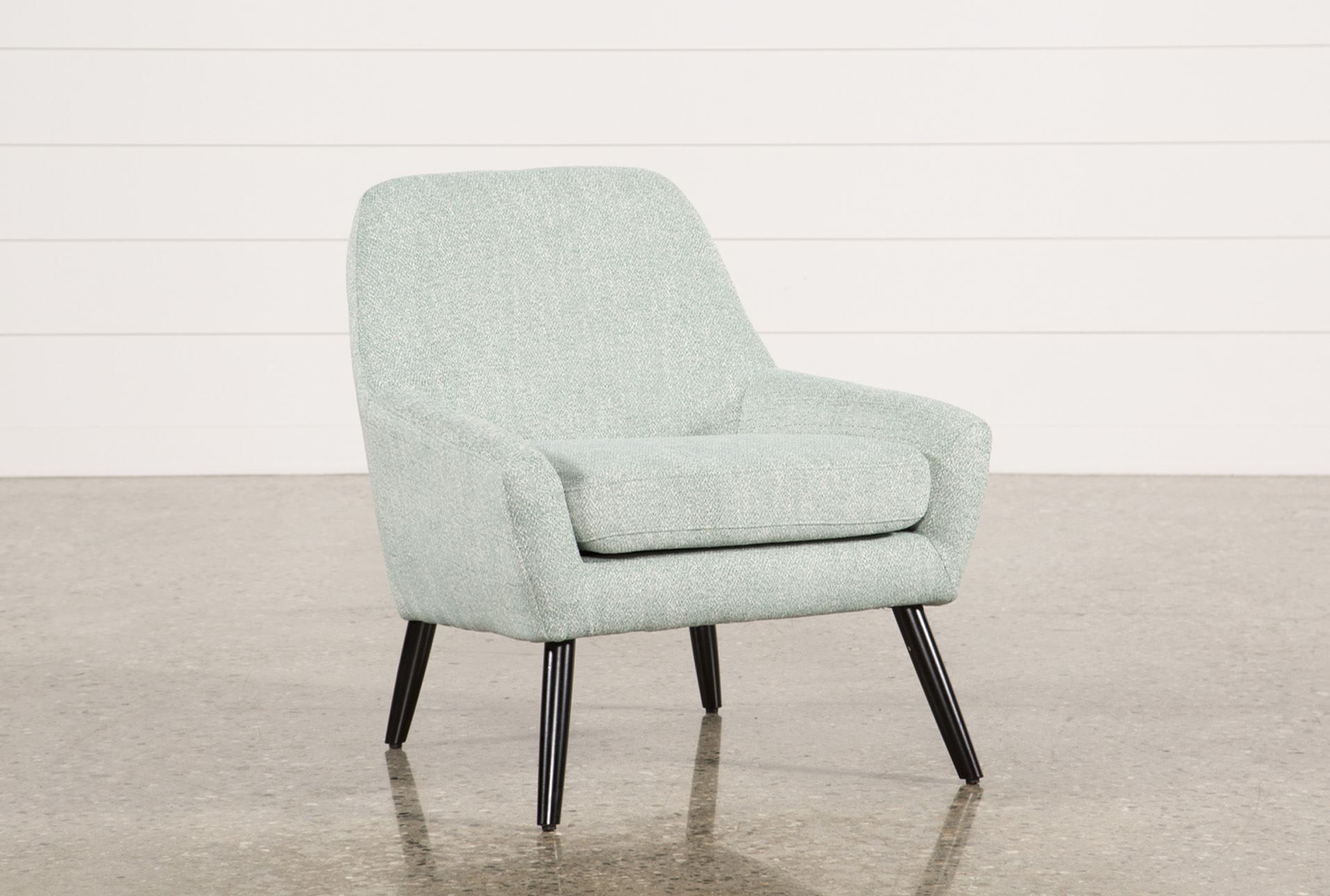 Celeste Aqua Accent Chair 360 Small Chair For Bedroom Accent
