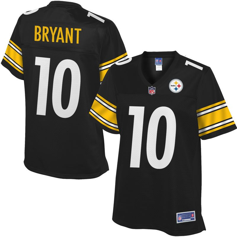 cc5b7c13864 NFL Pro Line Womens Pittsburgh Steelers Martavis Bryant Team Color Jersey