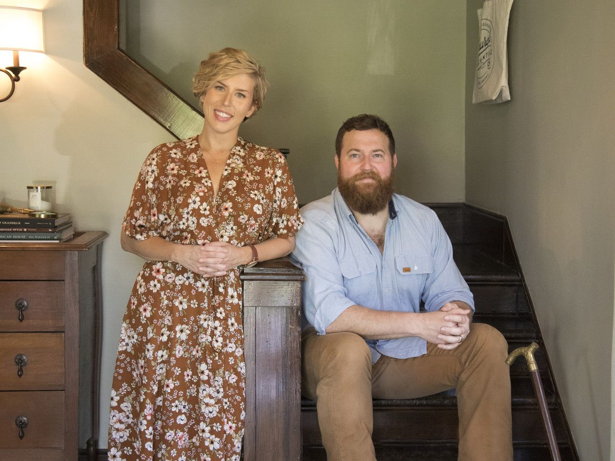 HGTV's 'Home Town' Has Officially Been Renewed for Season 4