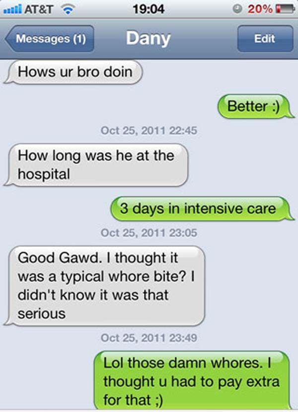 Pin on Awkward texts