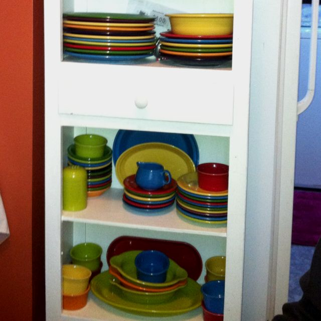 These dishes are too pretty to hide
