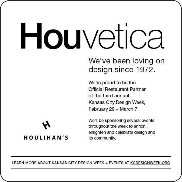 Houlihan's sponsors Kansas City Design Week 2012