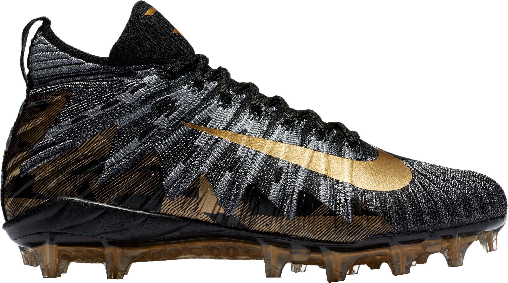 ff3da1a38 Nike Men's Alpha Menace Elite RW Football Cleats, Black   Products ...